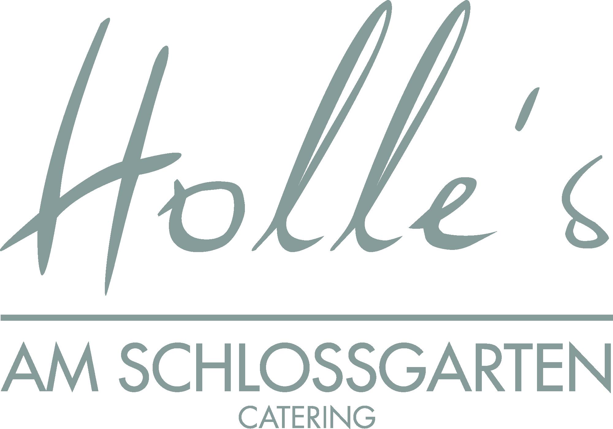 Logo Holles im Schlossgarten Catering